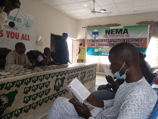Inaccurate information, Nigeria, disaster management, NEMA,