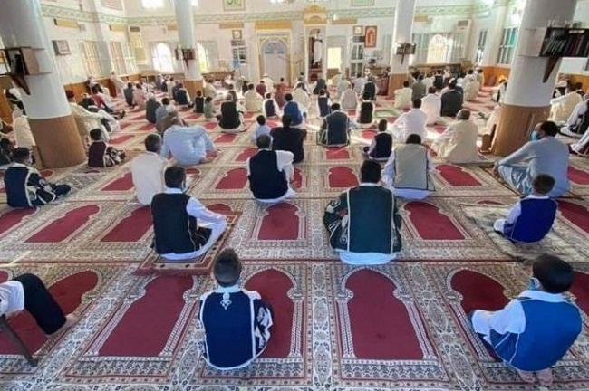 libya mosques