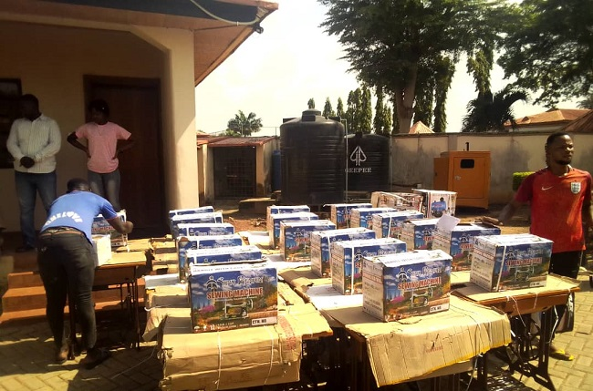 100 Kwara youths