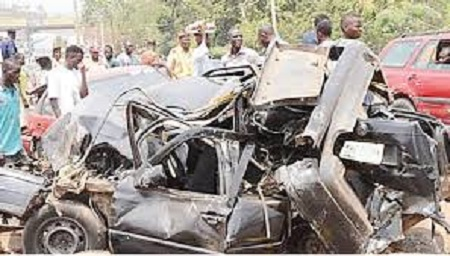 commercial vehicle collides