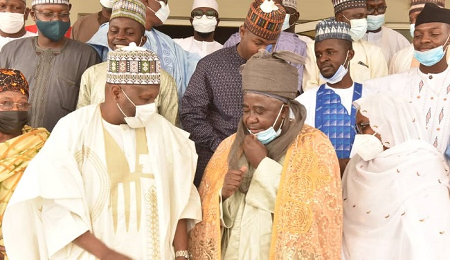 Bauchi gov gives daughter