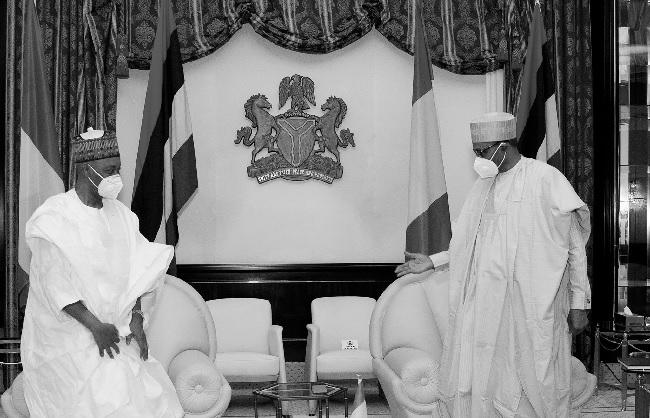Buhari hails Nigerien government, niger republic stability