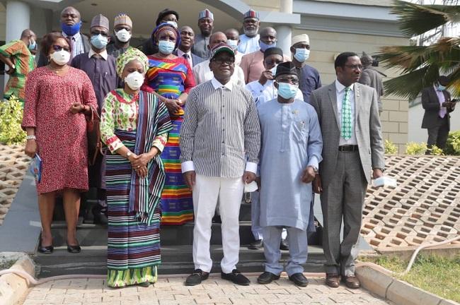 Benue govt donates general hospital to Otukpo university