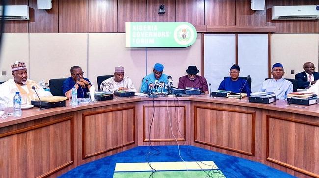 Governors reconvene to deliberate on parliamentary, judicial autonomy, Executive Order, AstaZeneca vaccine