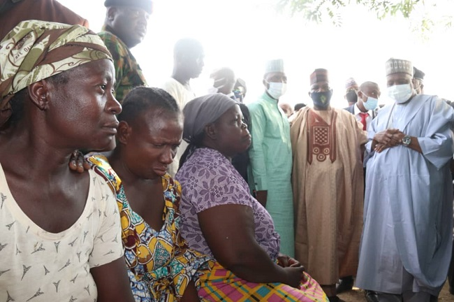 Waja-Lunguda communal clash