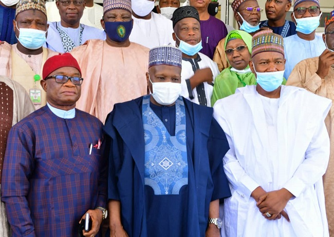 Gombe will continue to work with Varsity to provide quality education, Inuwa pledges