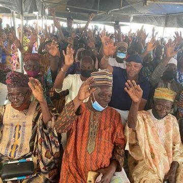 Lagos APC holds stakeholders'