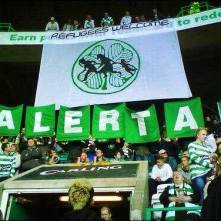 Utečenci, vitajte! – Celtic Glasgow je klub, ktorý sám bol založený írskimi utečencami v Škótsku. Celtic Glasgow, Glasgow, Škótsko