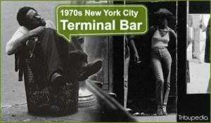 1970s New York City - Terminal Bar Photos - Featured copy