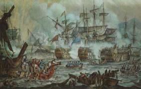 الاسطول العثماني الجزائري
