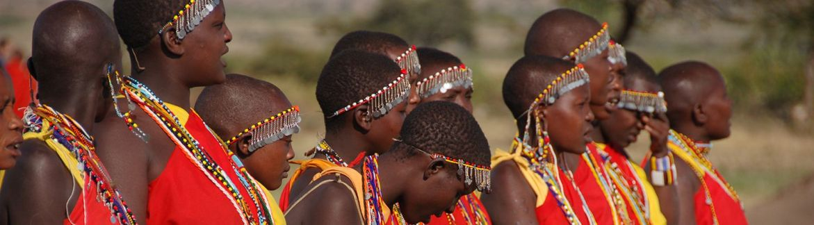 A photo of Masai tribeswomen – Tribus Creative – The Importance of Building Your Tribe