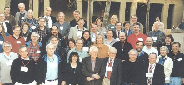 Alumni and associates from Doug's team (1998)