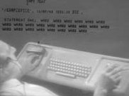 Screenshot from the 1968 Demo
