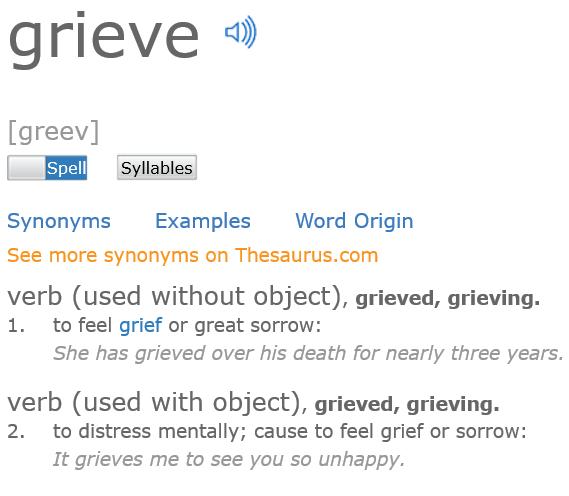 Grieve Def