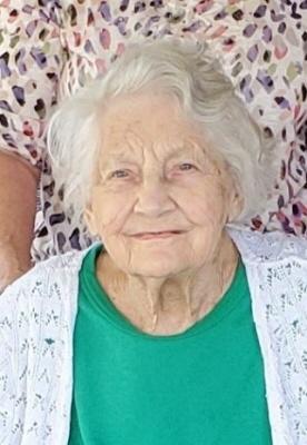 Gladys Martha Albright Fisher