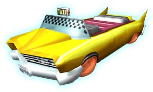 Crazy Taxi Gazillionaire Triche