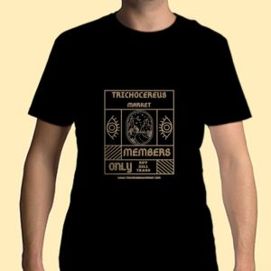 Trichocuereus Market mens tshirt