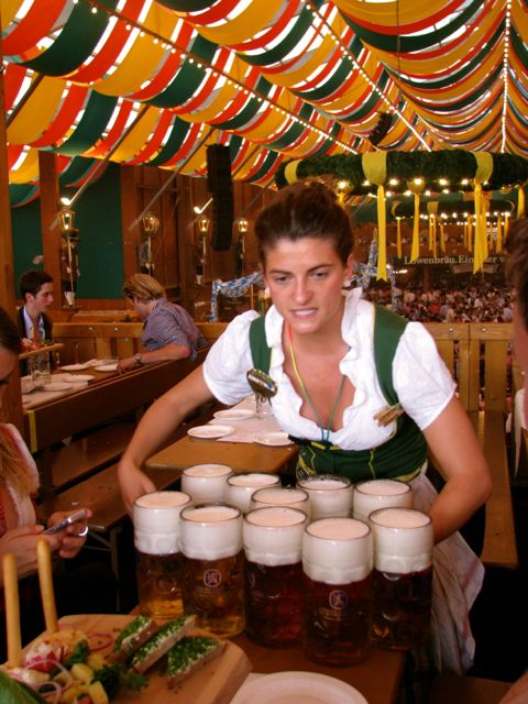 A Toast to Munichs Oktoberfest  Travels with Tricia