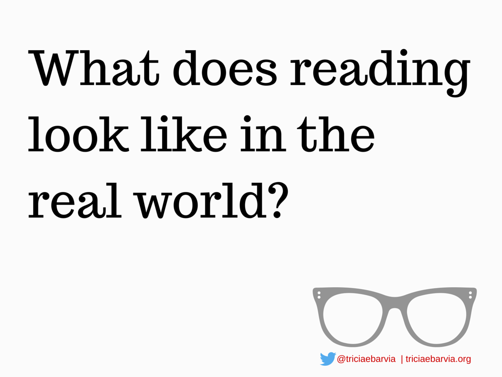 On Venn Diagrams What Does Reading Look Like In The Real