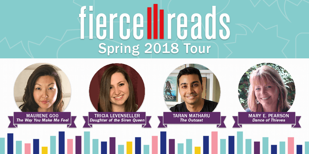 Fierce Reads tour