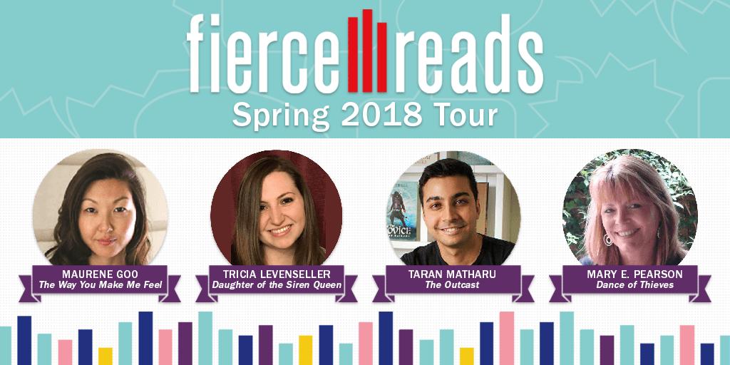 Fierce Reads tour