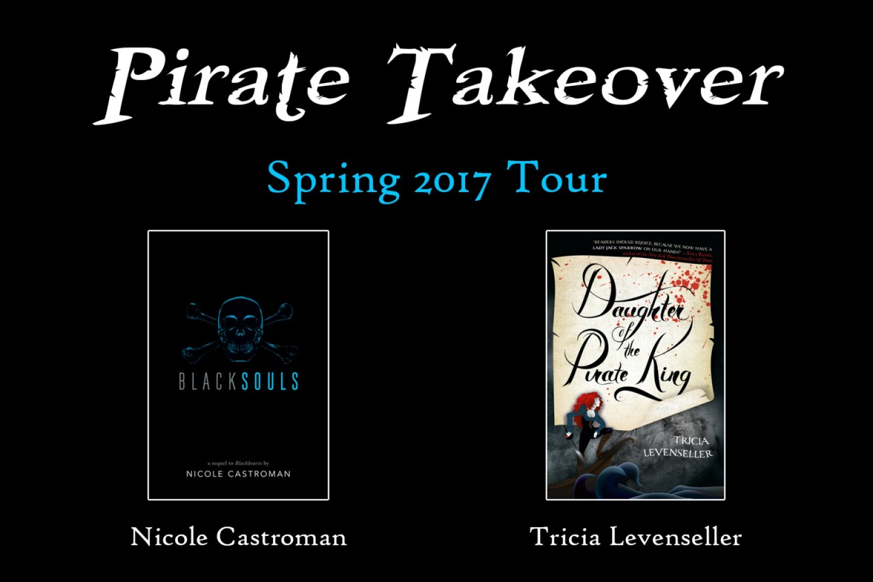 Pirate Takeover Tour