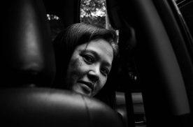 """Mom gets """"unang alay"""" photo"""