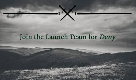 Launch Team Graphic