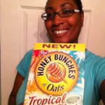 Tricias-List Post Honey Bunches Of Oats Tropical Blends