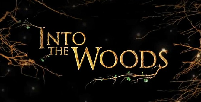 """Into The Woods"" Trailer !"