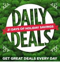 Michael's 21 Days Of Holiday Savings !