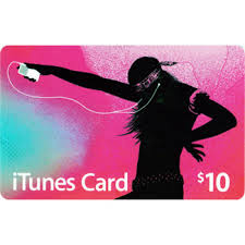 $10 iTunes Gift Card … FREE !