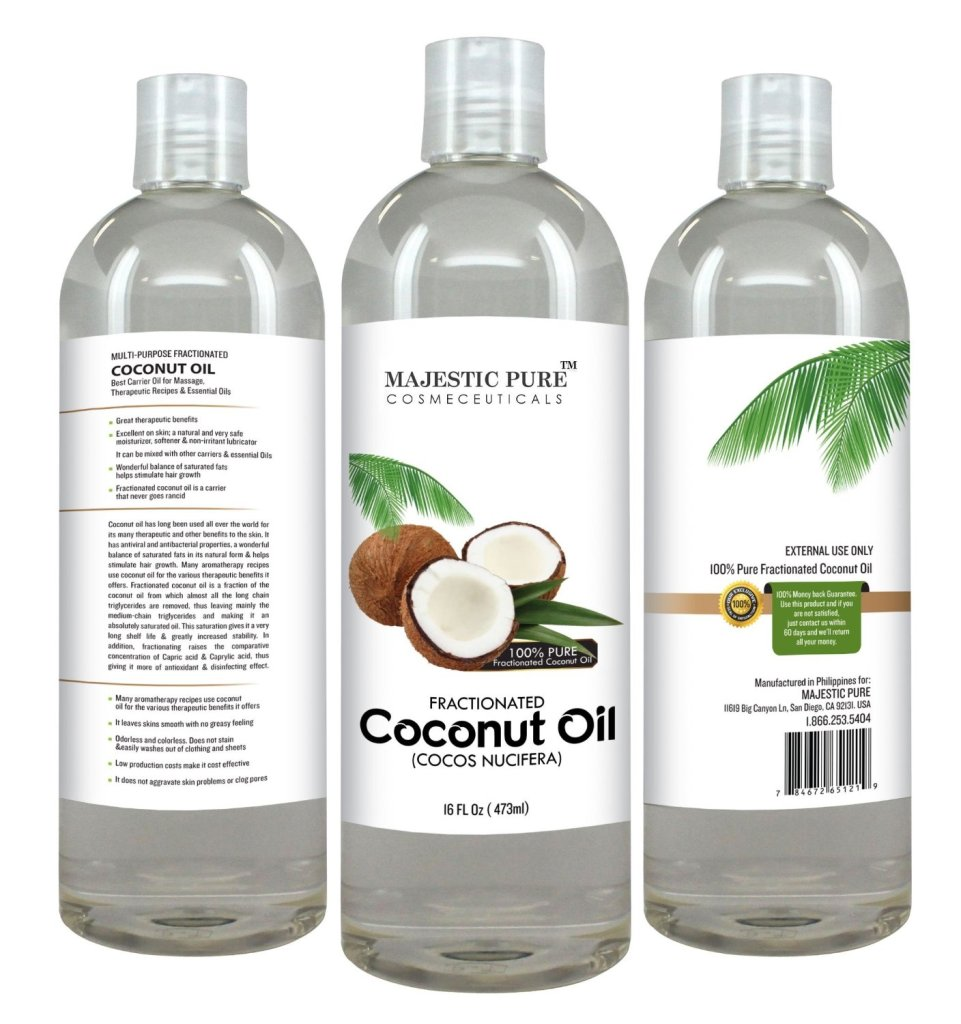 Fractionated Coconut Oil …What IS It ?