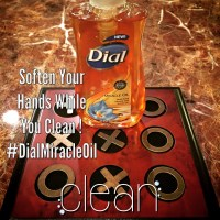 New ! Dial Miracle Oil Body Wash !