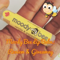 Protect Your Lips With Moody Bee Lip Balm