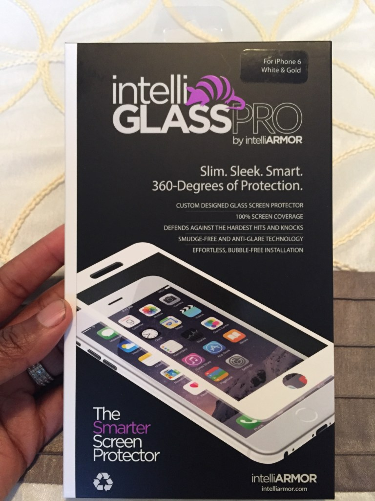 Awesome Screen Protectors ! #IntelliGlass By IntelliArmor