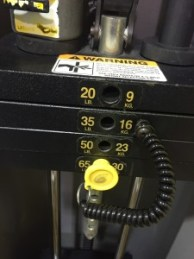 038  gym work out