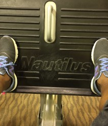 041  gym work out