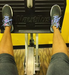 042  gym work out