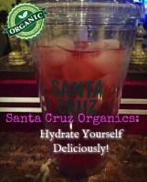 Agua Fresca From Santa Cruz Organics? Que Rica! #momsmeet  #KeepOnCruzin