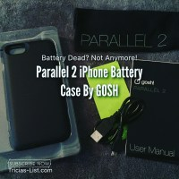Does It Work? Gosh Parallel iPhone 6/6S Battery Case