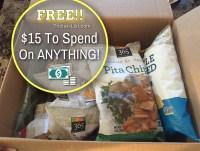 Google Express $15 To Shop Plus FREE SHIPPING Equals FREE,FREE,FREE!!