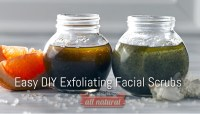 Super Easy Do It Yourself Facial Scrubs … Check It Out!
