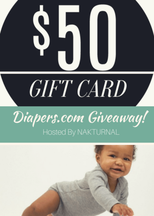 nakturnal baby item/ toddler formula giveaway
