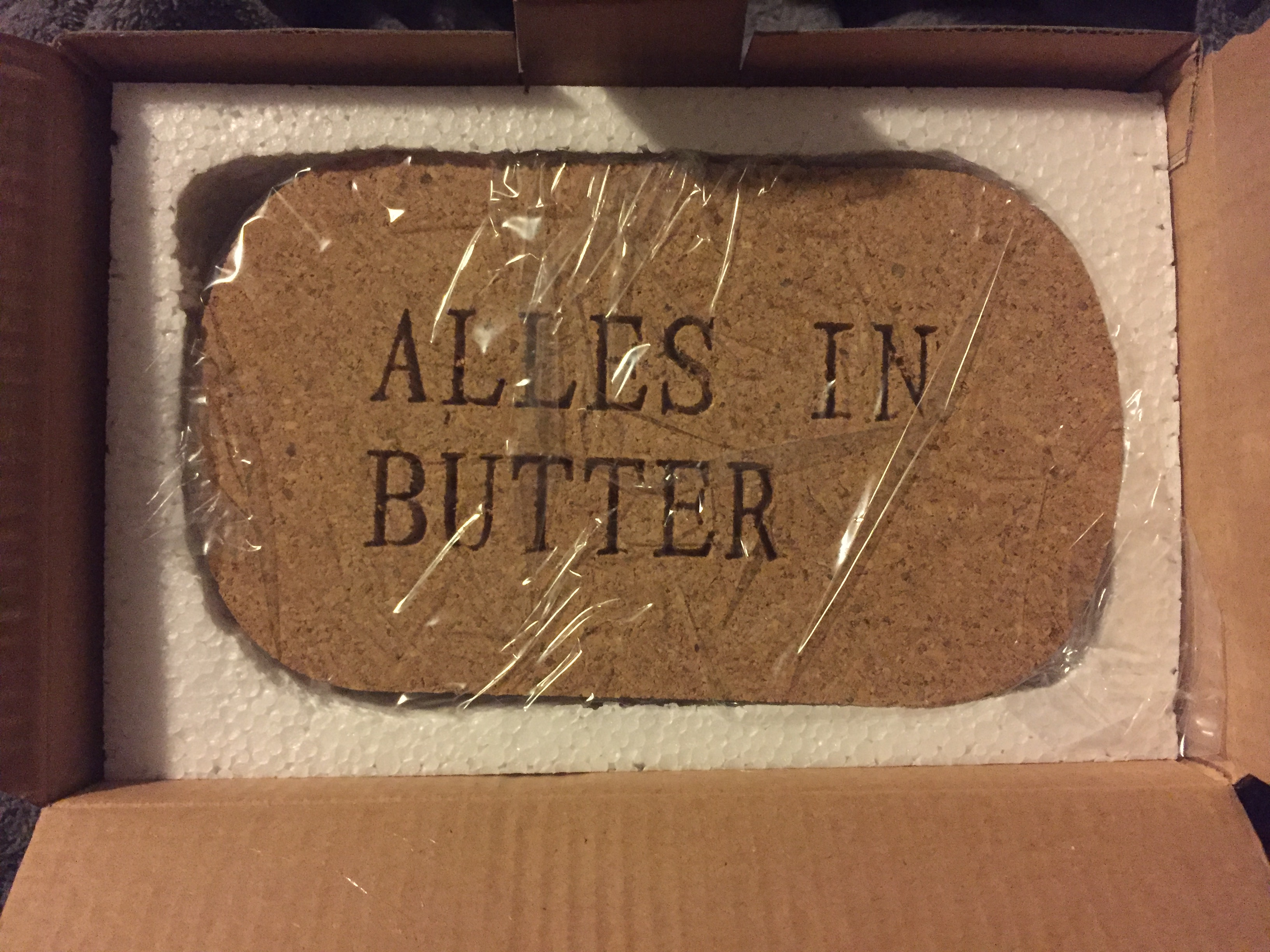 Alles Ist In Butter… Mit Sweese