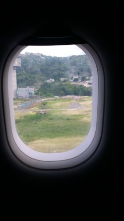 First view of Jamaica