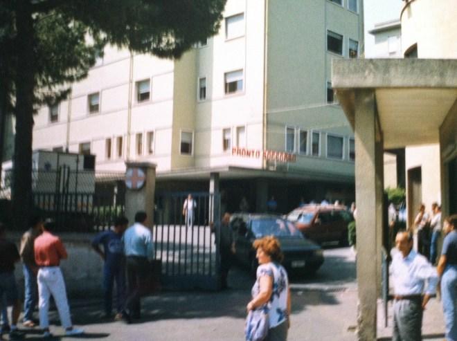 Brindisi Hospital 1995