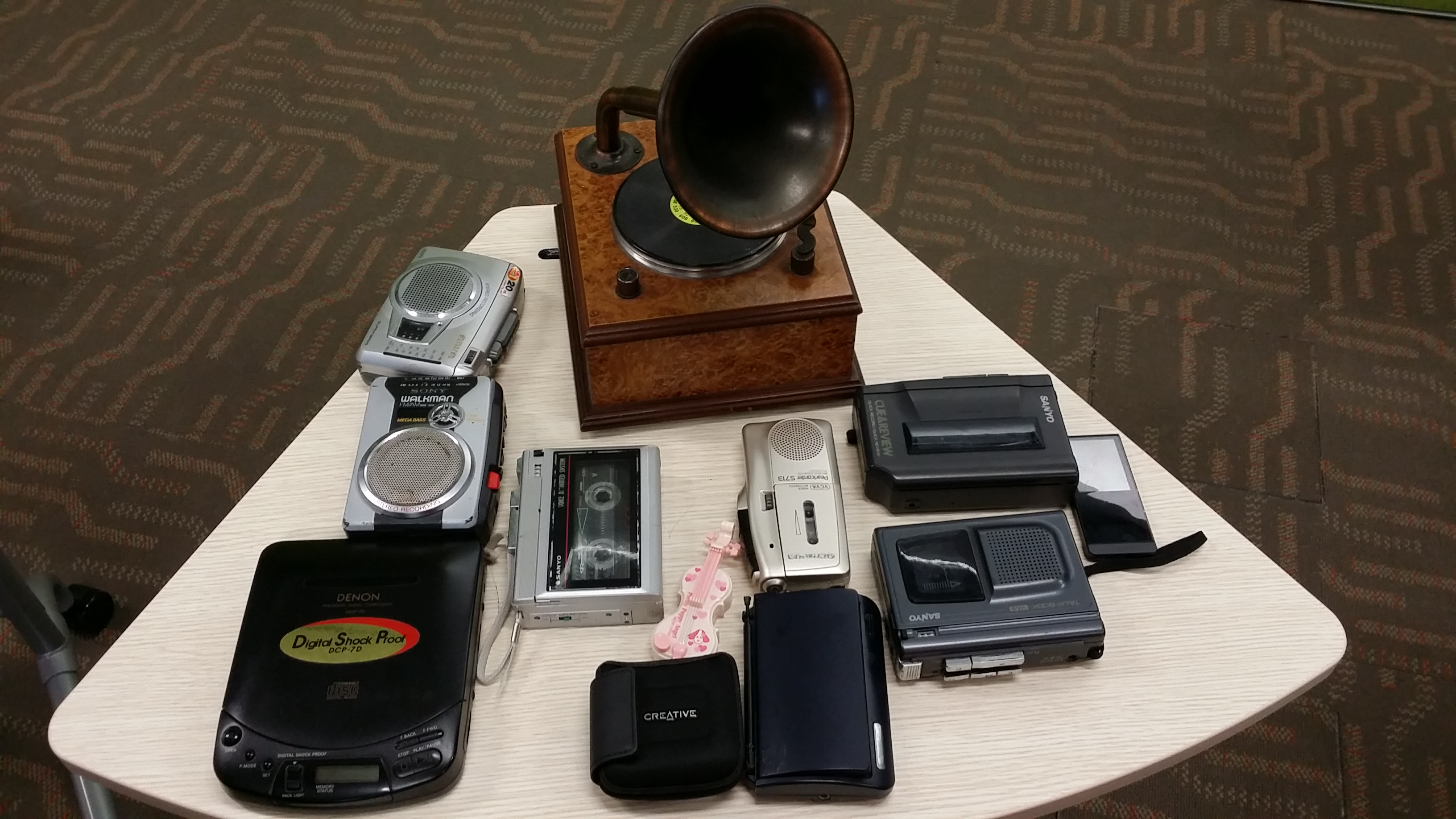 Technology S Progress From Past To Present