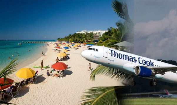 Image result for Thomas Cook