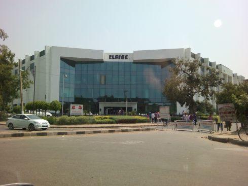 shopping malls in chandigarh